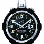 Wenger Unisex-Armbanduhr Traveller Pocket Alarm Analog Quarz 73015 B003YOHX54