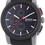 Hugo Boss Herren-Armbanduhr XL Chronograph Quarz Plastik 1512979 B00IA0YK9E