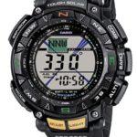 Casio Sport Unisex-Armbanduhr Pro-Trek-Kollektion Digital Quarz PRG-240-1ER B003YXZAIW