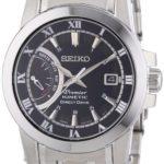 Seiko Herren-Armbanduhr XL Analog Automatik Edelstahl SRG009P1 B00EIKME3E