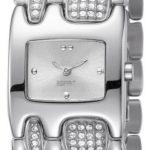 Esprit Damen-Armbanduhr Houston Delta Silver Analog Quarz Edelstahl ES103902001 B00BU073CC