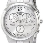 Tissot Herren-Armbanduhr XL Chronograph Quarz Edelstahl T049.417.11.037.00 B0052LRQZE