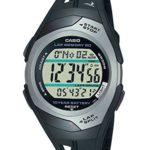 Casio Herren Phys Sports Running Watch, Schwarz B00OHLVKFC