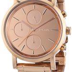 DKNY Damen-Armbanduhr Chronograph Quarz Edelstahl beschichtet NY8862 B00DRK7QY8