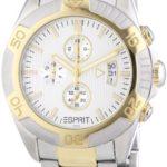 Esprit Herren-Armbanduhr XL Activity Chronograph Quarz Edelstahl ES101661003 B00G9YNLAM