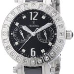 Festina Damen-Armbanduhr Trend Multifunktion Analog Quarz Keramik F16587/3 B007RBC9G8
