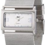 MC Timetrend Damen-Armbanduhr Analog Quarz Milanaiseband 50563 B00IMB4UEQ