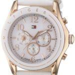 Tommy Hilfiger Damen-Armbanduhr Sport Luxury Analog Quarz 1781051 B004OEK5BW