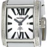 TW Steel Damen-Armbanduhr Ceo Goliath Analog Leder TWCE3015 B00507CUS8