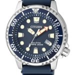 Citizen Herren-Armbanduhr XL Promaster Marine Analog Quarz Plastik BN0151-17L B00R7PSJOU