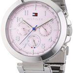 Tommy Hilfiger Watches Damen-Armbanduhr CARY Analog Quarz Edelstahl 1781451 B00MLYDDQG