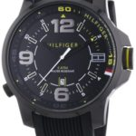 Tommy Hilfiger Watches Tommy Hilfiger Herren-Armbanduh XL Brandon Cool Sport Analog Quarz 1791008 B00I7TZL32