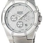 Esprit Herrenuhr octo chrono silver black A.ES102541006 B003VIWL6Y