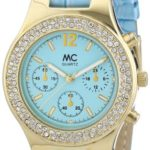 MC Timetrend Damen-Armbanduhr Analog Quarz Leder 27130 B009Z7NF4C