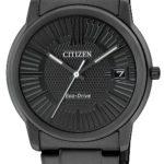 Citizen Damen-Armbanduhr XS Analog Quarz Edelstahl beschichtet FE6015-56E B00DTOZE6O