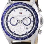 Tommy Hilfiger Watches Tommy Hilfiger Herren-Armbanduhr City Classic XL Analog Quarz Leder 1790937 B00DP75RTY