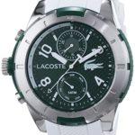 Lacoste Herren-Armbanduhr XL TONGA Analog Quarz Silikon 2010758 B00LX5RXAG