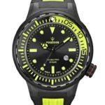 Kienzle Poseidon Herren-Armbanduhr XL SCUBA PRO Analog Quarz Kautschuk K2081243023-00394 B00E1I8SF6