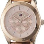 THWA5|#Tommy Hilfiger Watches Tommy Hilfiger Damen-Armbanduhr Sport Luxury Analog Edelstahl beschichtet 1781204 B007PY8GFK