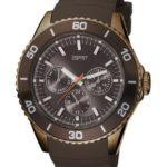 Esprit Damen-Armbanduhr deviate Analog Quarz ES103622007 B005MWWBH6