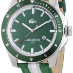 Lacoste Herren-Armbanduhr XL DURBAN Analog Quarz Textil 2010736 B00JJRH0QW