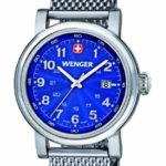 Wenger Damen-Armbanduhr XS Urban Classic Analog Quarz Edelstahl 01.1021.107 B00FV17EGG