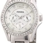 Fossil Damen-Armbanduhr Analog Quarz Edelstahl ES3202 B00C6PCHOY
