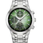 s.Oliver Herren-Armbanduhr XL Analog Quarz Edelstahl SO-2825-MC B00E0CELYA
