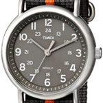 TIEX5|#Timex Timex Unisex-Armbanduhr Weekender Analog Nylon T2N649 B0056DC84M