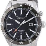 Seiko Herren-Armbanduhr XL Kinetic Analog Automatik Edelstahl SKA617P1 B00I1412EU