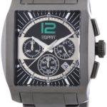 Esprit Herren-Armbanduhr Impulse Night Chronograph Quarz Edelstahl ES103641004 B00BLJZD7Y
