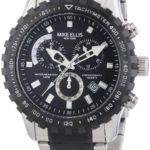 Mike Ellis New York Herren-Armbanduhr XL Chronograph Quarz Edelstahl 17987/2 B00HCBCYIG