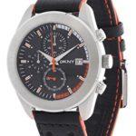DKNY Herren Armbanduhr Essentials Schwarz NY1284 B00S5R2PUI