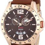 Tommy Hilfiger Watches Tommy Hilfiger Herren-Armbanduh XL Baron Cool Sport Analog Quarz 1790974 B00I4QXOSM