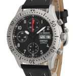 Revue Thommen Airspeed Chronograph 38mm 16007.6537 B00RTR2L5Y