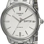 Tissot Herren-Armbanduhr XL Automatic III Analog Automatik Edelstahl T065.430.11.031.00 B007WQDOHQ