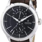 Festina Herren-Armbanduhr Analog Quarz F16573/4 B005OJ94HM