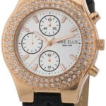 Mike Ellis New York Damen-Armbanduhr Analog Quarz Kunstleder L2618AR/1 B00DNTK7NK