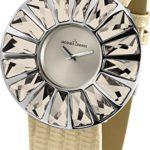 Jacques Lemans La Passion Damen-Armbanduhr XL Flora Analog Leder 1-1638K B005YDRU4C