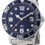 MC Timetrend Herren-Armbanduhr Analog Quarz Metallband 27464 B00IMB4UIC