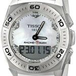 Tissot Herren-Armbanduhr Racing Touch Kautschuk T0025201711100 B0051DA8X0