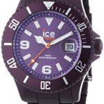 Ice-Watch Armbanduhr Ice-Alu Unisex violett AL.DP.U.A.12 B00800CYEC