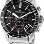 Jacques Lemans Herren-Armbanduhr XL Sport Liverpool Chronograph Quarz Edelstahl 1-1674A B00AQBR4HK