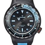 Kienzle Poseidon Herren-Armbanduhr XL SCUBA PRO Analog Quarz Kautschuk K2081243043-00396 B00E1I8SGA