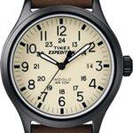 Timex Unisex-Armbanduhr Expedition Scout Analog Quarz NylonT49963 B00HF49WXK