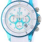 Ice-Watch Ice Watch – CH.WTE.U.S.13 – Ice-Chrono-Party – Unisex Ø 43 mm – blue lagoon B00D6LUFBY