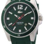 Lacoste Herren-Armbanduhr XL Analog Quarz Silikon 2010663 B00B8E5V8I