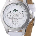 Lacoste Damen-Armbanduhr MACKAY Analog Quarz Leder 2000846 B00JJRGU2W