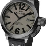 TW Steel Herren-Armbanduhr XL CEO Swiss Edition Analog Quarz Leder TWCE1052 B009DFT5FE