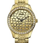 Guess Damen-Armbanduhr Analog Quarz Edelstahl W0236L2 B00E5XL8O0